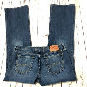 Lucky Brand Boot Cut Jeans Size 10